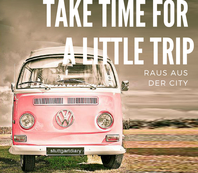 take time for little trip